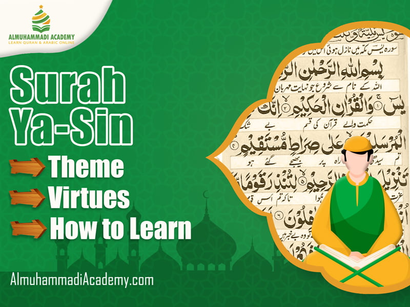 Surah Ya-Sin Theme, Virtues, and How to Learn - Almuhammadi Academy