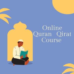 quran qirat learning